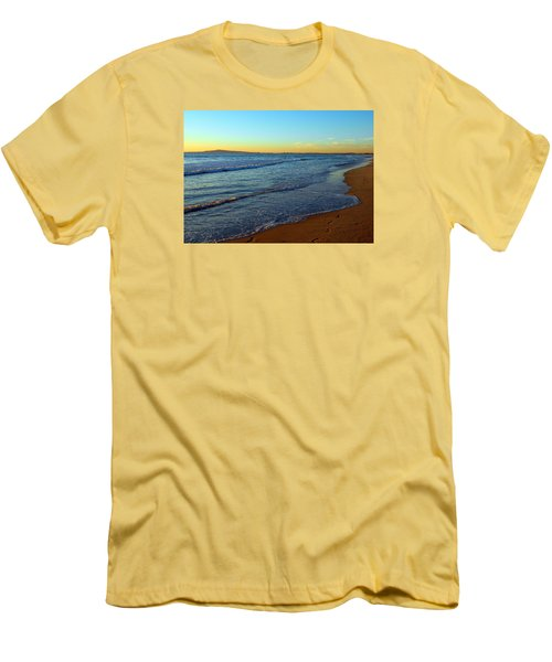 Men's T-Shirt (Slim Fit) featuring the photograph My Kind Of Day by Everette McMahan jr