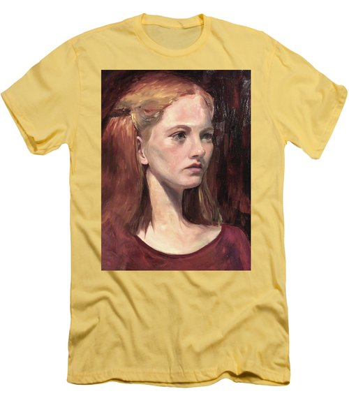 Natalie Men's T-Shirt (Athletic Fit)