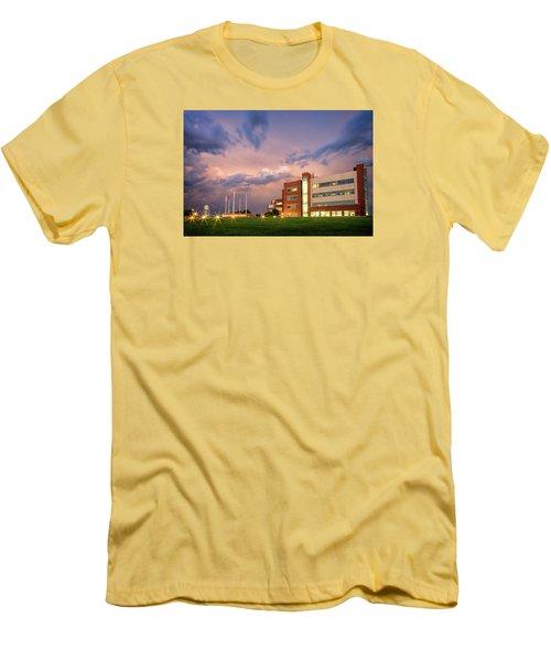 National Weather Center II Men's T-Shirt (Slim Fit)