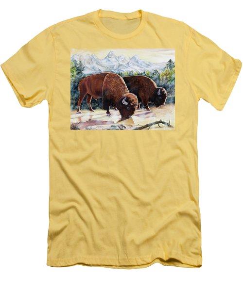 Native Nobility Men's T-Shirt (Athletic Fit)