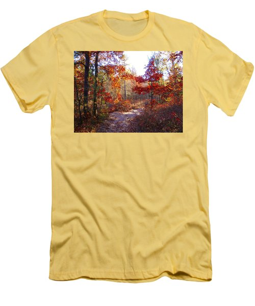 Nature's Expression-17 Men's T-Shirt (Athletic Fit)