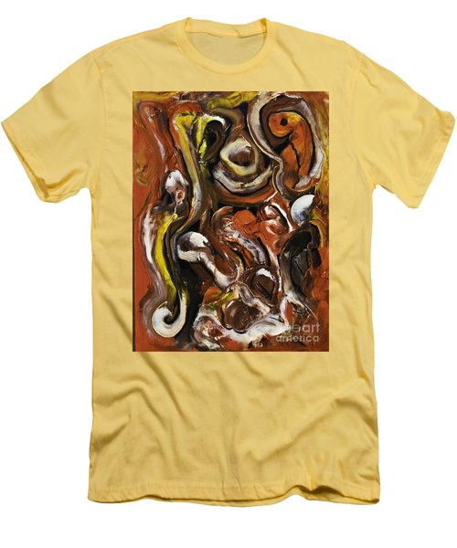 Naughty Boy Men's T-Shirt (Athletic Fit)