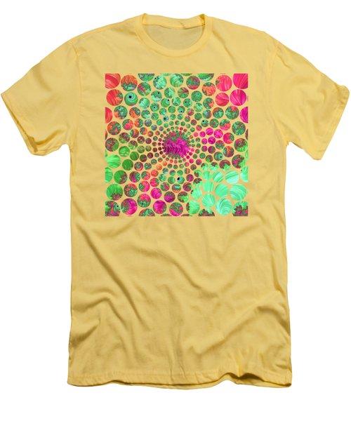 Neon Dream Men's T-Shirt (Athletic Fit)