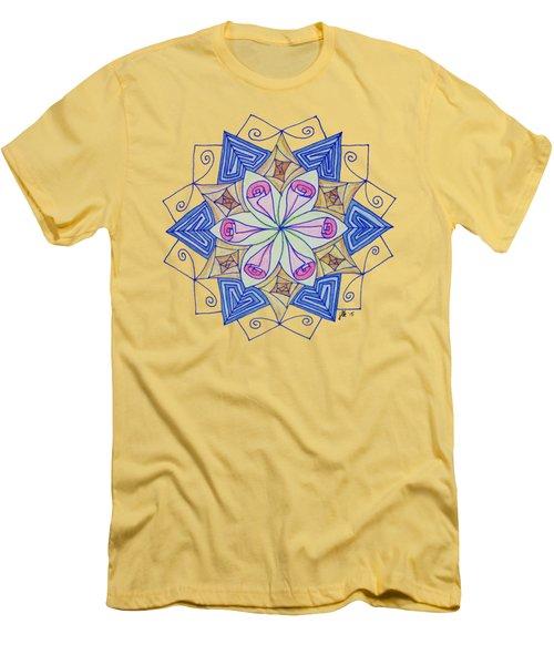 No Summer Men's T-Shirt (Slim Fit) by Lori Kingston
