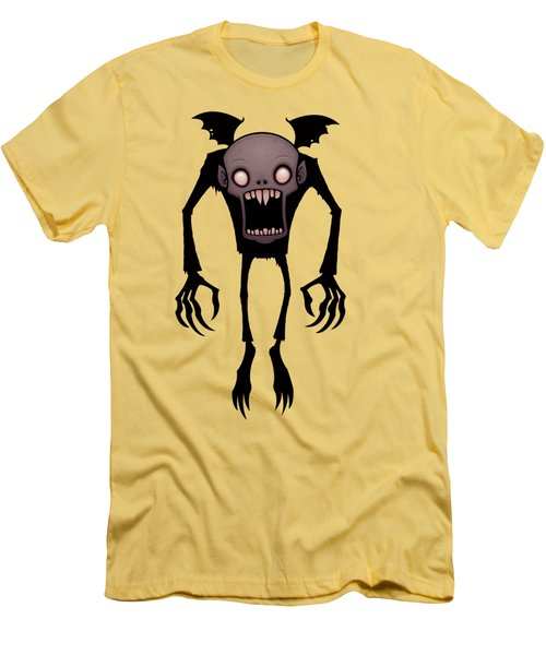 Nosferatu Men's T-Shirt (Slim Fit) by John Schwegel
