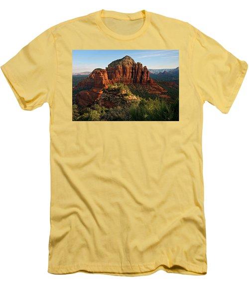 Nuns 06-033 Men's T-Shirt (Slim Fit) by Scott McAllister