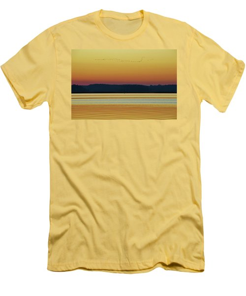 Off To Florida Men's T-Shirt (Slim Fit) by William Bartholomew