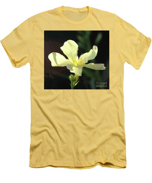 Oleander Marie Gambetta 1 Men's T-Shirt (Athletic Fit)