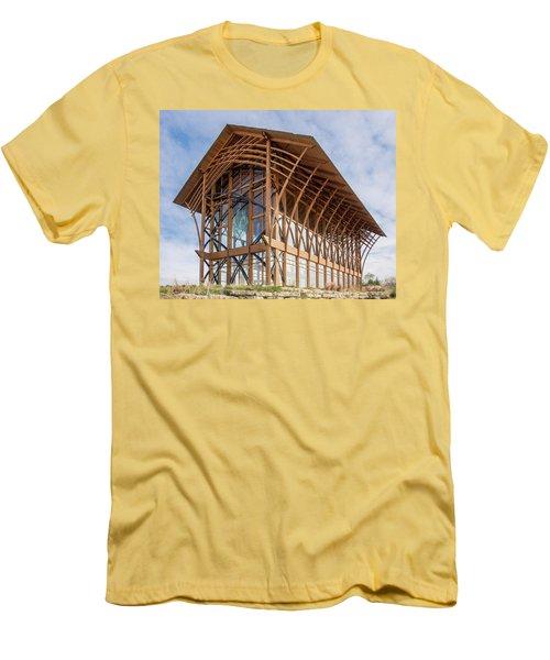 Omaha Holy Family Shrine 3 Men's T-Shirt (Athletic Fit)