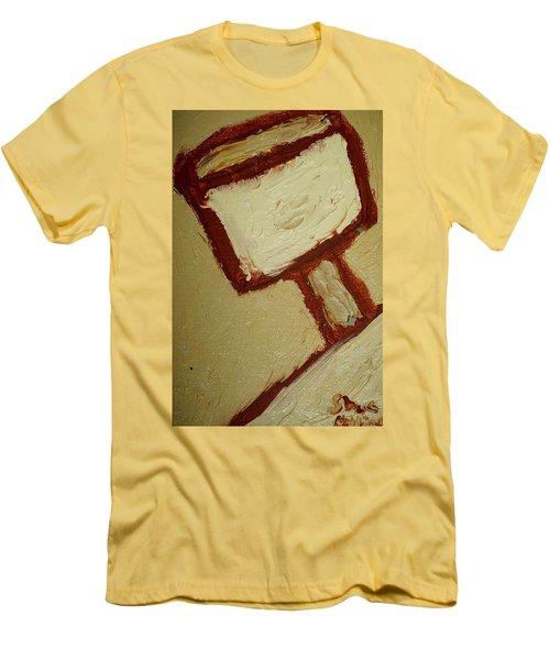 One Lamp Men's T-Shirt (Athletic Fit)