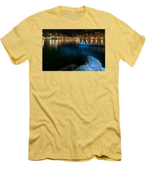 One Night In Portofino - Una Notte A Portofino Men's T-Shirt (Athletic Fit)