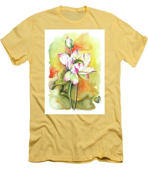 One Sunny Day Men's T-Shirt (Athletic Fit)
