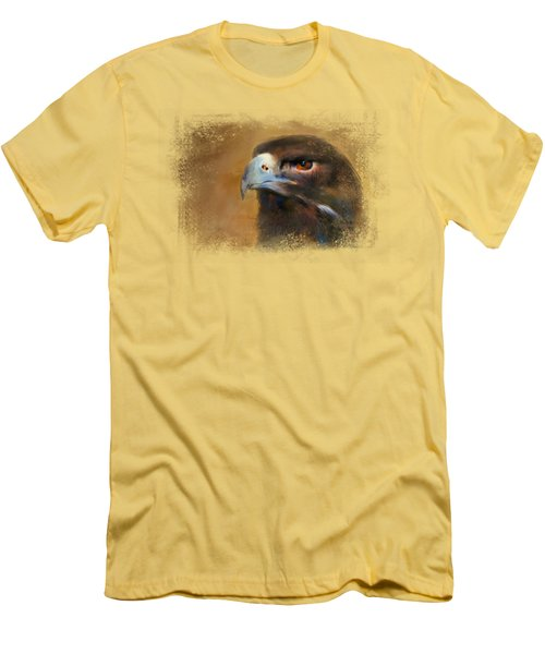 One White Feather Men's T-Shirt