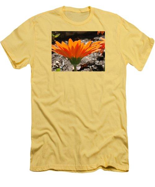 Orange Glory Men's T-Shirt (Athletic Fit)
