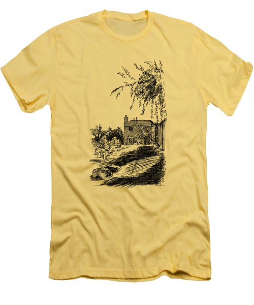 Our Quiet Life Men's T-Shirt (Athletic Fit)