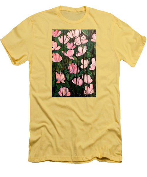 Out In Open Men's T-Shirt (Athletic Fit)