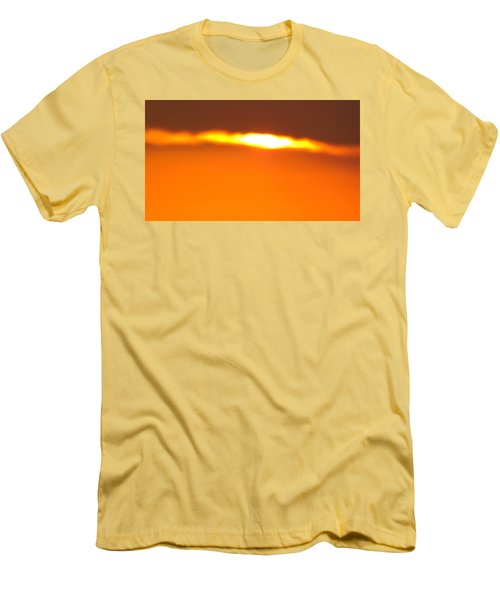 Ozark Sunset 2 Men's T-Shirt (Slim Fit) by Don Koester