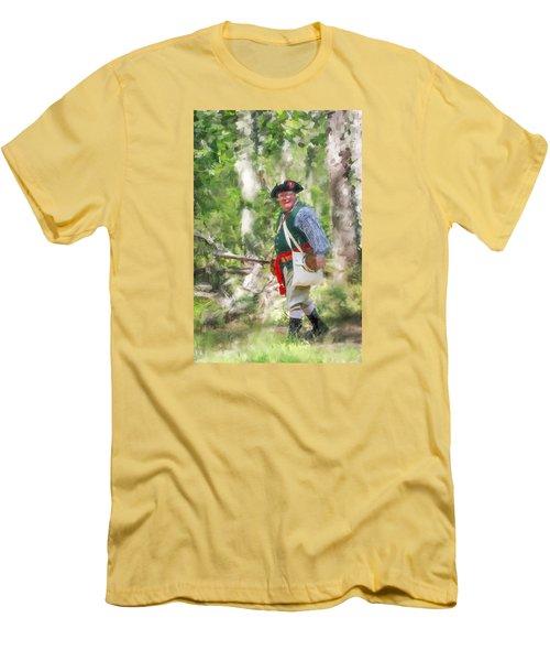 Page 14a Men's T-Shirt (Athletic Fit)