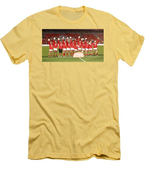 Pamam Games. Mens' 7's Men's T-Shirt (Athletic Fit)