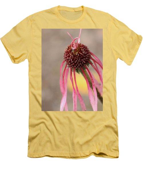 Men's T-Shirt (Slim Fit) featuring the photograph Pastel Perfection by Deborah  Crew-Johnson