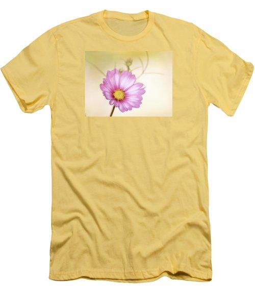 Pastel Petals Men's T-Shirt (Slim Fit) by MTBobbins Photography