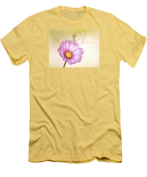 Pastel Petals Men's T-Shirt (Athletic Fit)