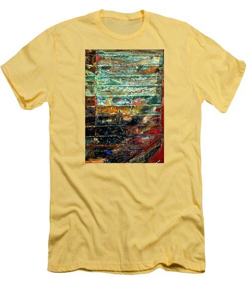 Patchworks 1 Men's T-Shirt (Athletic Fit)