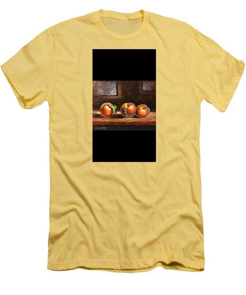 Peaches  Men's T-Shirt (Athletic Fit)