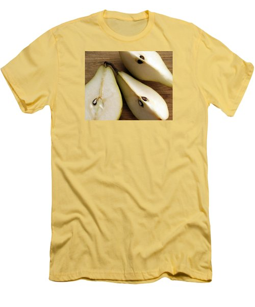 Pear Cut In Three Men's T-Shirt (Athletic Fit)