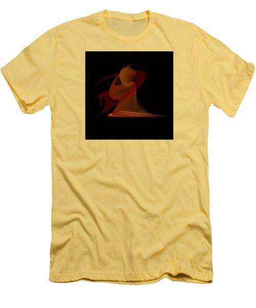 Penman Original-292-the Unknown Warrior. Men's T-Shirt (Athletic Fit)
