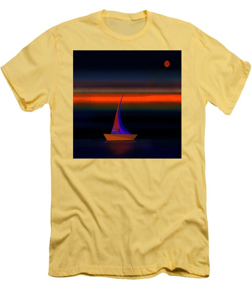 Penman Original-532 Men's T-Shirt (Slim Fit) by Andrew Penman
