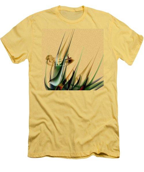 Penmanoriginal-559 Men's T-Shirt (Slim Fit) by Andrew Penman