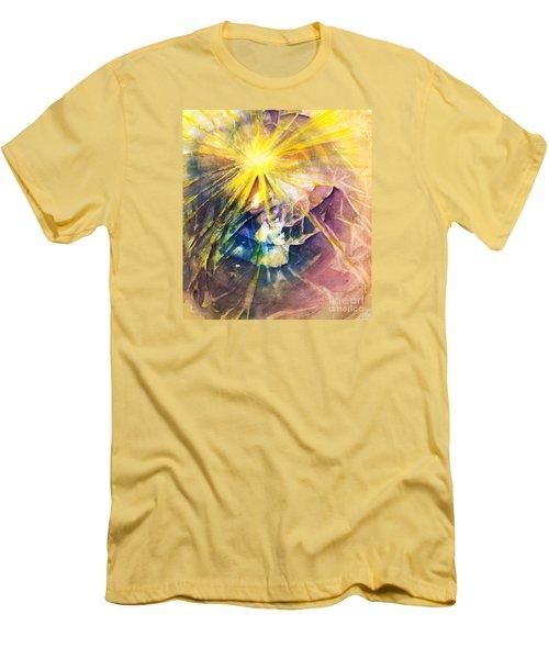 Piercing Light Men's T-Shirt (Slim Fit)