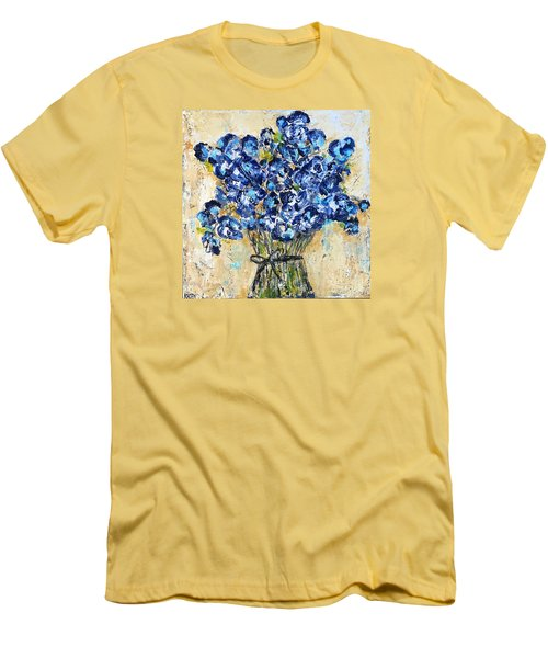 Pocket Full Of Posies Men's T-Shirt (Athletic Fit)