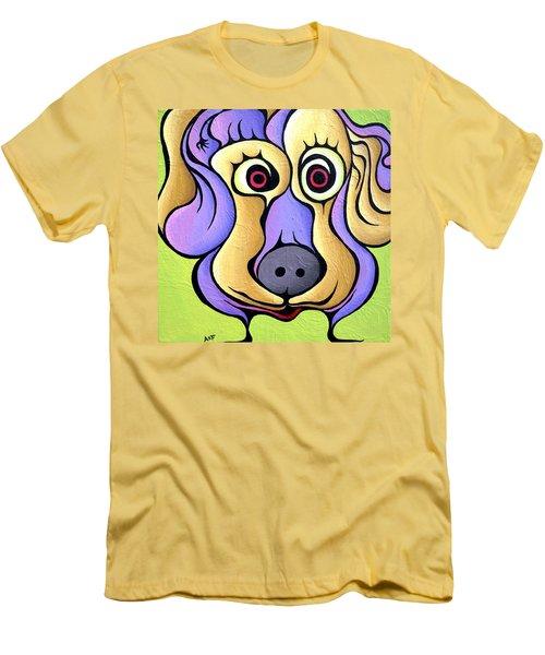 Poohnelope Men's T-Shirt (Athletic Fit)