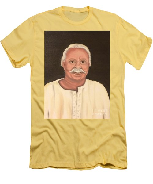 Portrait 2 Men's T-Shirt (Athletic Fit)