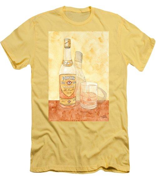 Powers Irish Whiskey Men's T-Shirt (Athletic Fit)