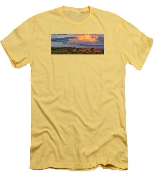 Prairie Skies Men's T-Shirt (Athletic Fit)