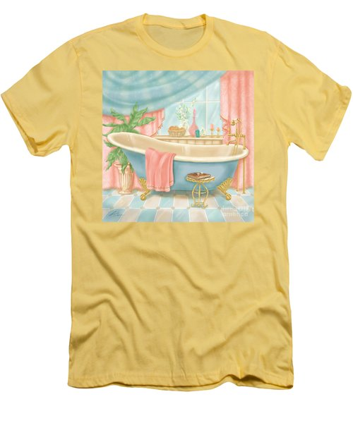 Pretty Bathrooms I Men's T-Shirt (Athletic Fit)