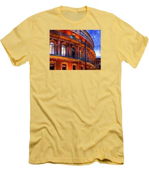 Royal Albert Hall, London Men's T-Shirt (Athletic Fit)