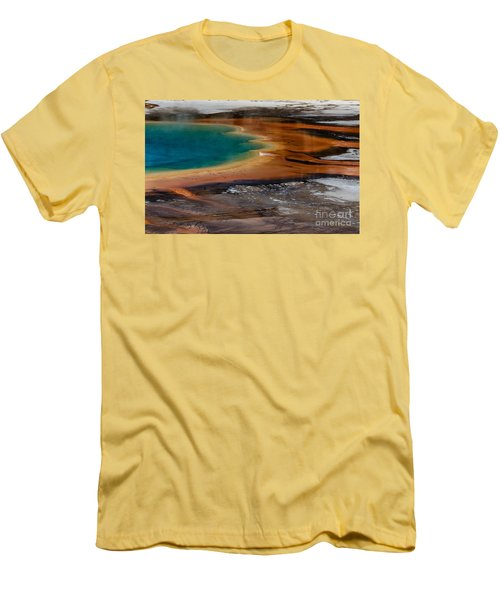 Prismatic Spring Men's T-Shirt (Athletic Fit)