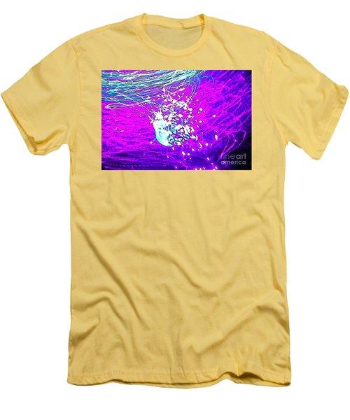 Mind Blown Men's T-Shirt (Athletic Fit)