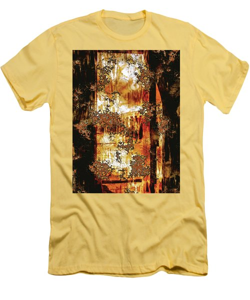 Prophecy Men's T-Shirt (Slim Fit) by Paula Ayers