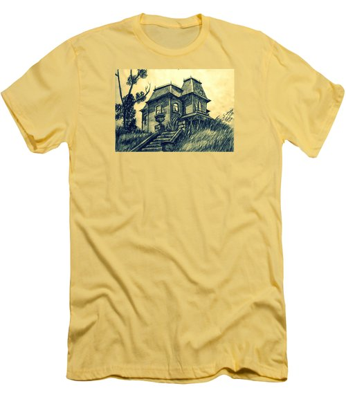 Psycho Men's T-Shirt (Slim Fit) by Salman Ravish