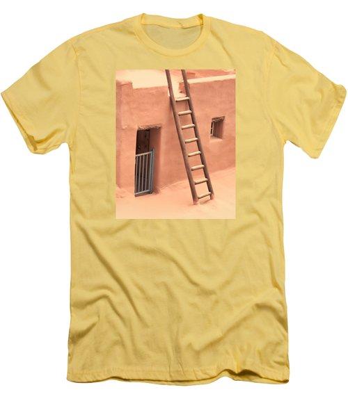 Pueblo Men's T-Shirt (Slim Fit) by John Bushnell