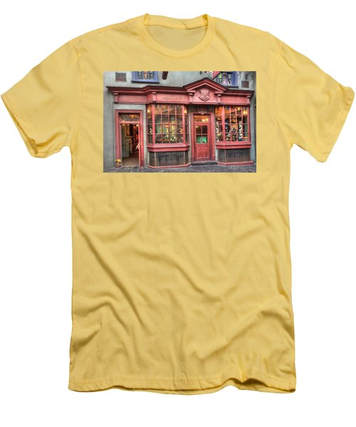Quality Quidditch Supplies Men's T-Shirt (Athletic Fit)