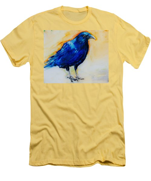 Crow Men's T-Shirt (Athletic Fit)