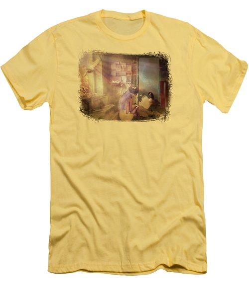 Reawakening Men's T-Shirt (Athletic Fit)