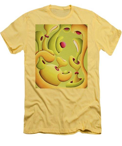 Renassansical Generation Jam Men's T-Shirt (Athletic Fit)