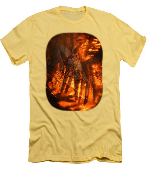 Revelation Men's T-Shirt (Slim Fit) by Sami Tiainen